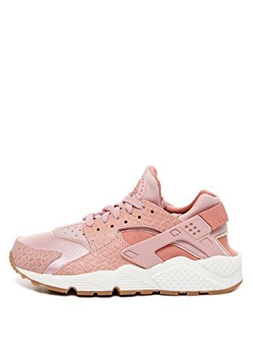 Nike 683818 601 Air Huarache Premium Sneaker Rosa|39