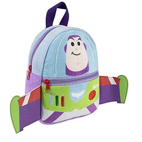 CERDÁ LIFE'S LITTLE MOMENTS Guarderia Bebe Niño de Toy Story-Licencia Oficial Disney para Niños, Azul, Mochila Infantil Recomendada 1 a 4 años