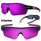Zoom IMG-1 queshark occhiali da sole sportivi