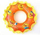 QUQU Natación Anillo Inflable Engrosamiento círculo de natación Equipo de natación del Muchacho Joven Juguetes for el Agua de la Piscina de Playa flotando, 60,70 (Size : 70)