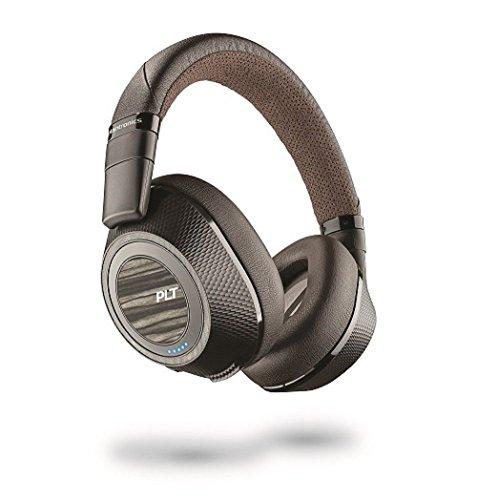 Plantronics Backbeat Pro 2 Wireless Over-the-Ear Noise Canceling Headphones Dark Brown - Renewed