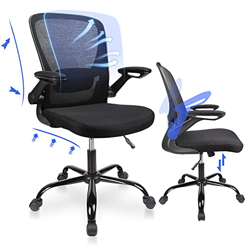 Komene - Sedia da ufficio ergonomica per casa, ufficio, in...