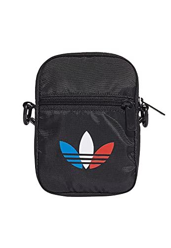 adidas TRICOL Fest Bag Sports Backpack, Unisex-Adult, Black, NS