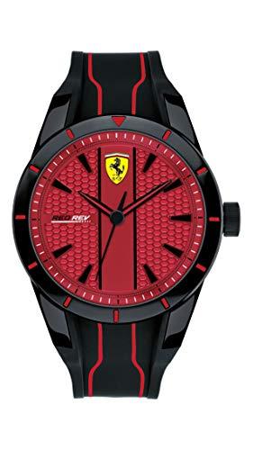Scuderia Ferrari Analog Red Dial Men's Watch-0830540