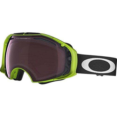 Oakley Skibrille Canopy/Snowboard bunt Green Collection/Prizm Black/Prizm Rose