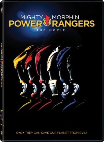 Mighty Morphin Power Rangers: The Movie by Karan Ashley