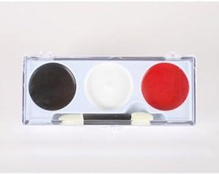 Mehron Clown Makeup Palettes (3 Colors)