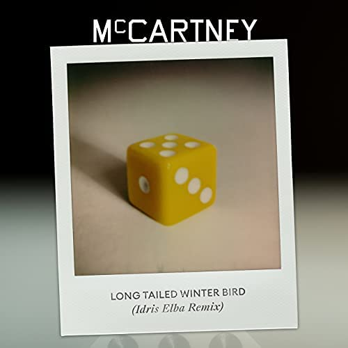 Paul McCartney & Idris Elba