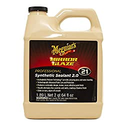 Meguiar's M21 Synthetic Mirror Glaze Car Paint Sealant