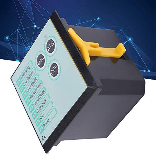 Mxzzand Controlador de Grupo electrógeno Diseño Modular Diseño MCU Controlador de generador Diodo de Rueda Libre Dos Puertos de Salida programables para electrónica para la Industria