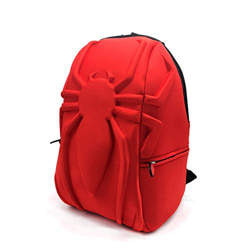 N / C Backpack, school bag, computer bag, sturdy and durable, triangle design theorem, suitable for school, business, travel