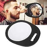 Specchio Per Salone Di Bellezza, Specchio Cosmetico Per Il Trucco Multifunzione Resistente Alla Caduta Portatile, Quadrato Per Parrucchiere Specchietto Retrovisore Per Salone O Barbiere(1#)