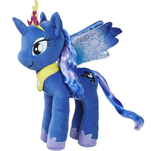 My Little Pony Mi pequeño pony - Mane Fun Plush Pony Luna