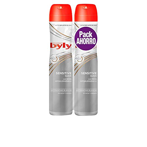 Byly Sensitive Deo Vapo - Pack de 2 x 200 ml