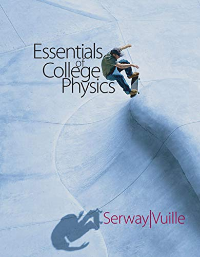 Essentials of College Physics (with CengageNOW 2-Semester and Personal Tutor Printed Access Card) (Available 2010...