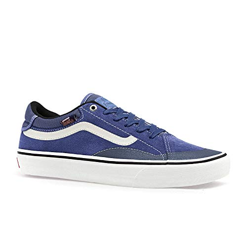 Vans Mesh TNT Advanced Prototype Sneakers (Darkest Spruce/BK) - Zapatillas de Skate para Hombre