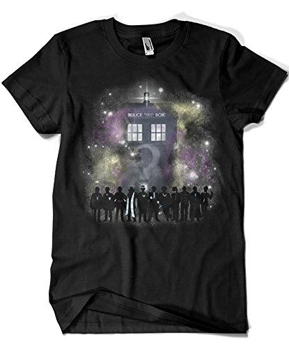 930-Camiseta Doctor Who - The First Question (Arinesart)