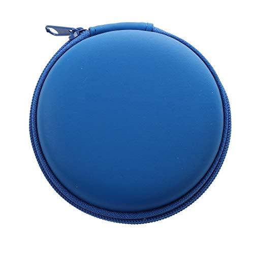 Jiayou - Funda Protectora para Auriculares Azul