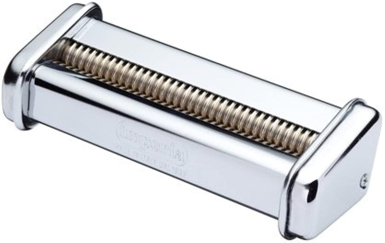 CucinaPro 150 02 Imperia Pasta Maker Attachment Stainless Steel Trenette Machine Attachment