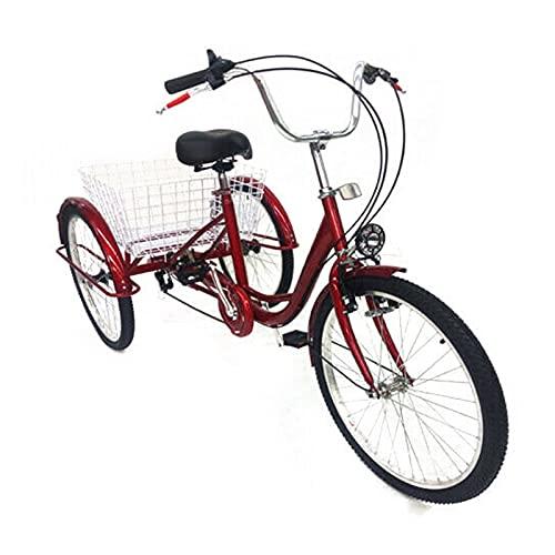 triciclo per adulti decathlon
