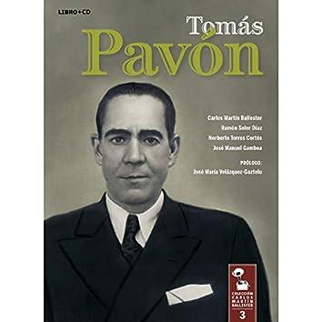 Tomás Pavón, Colección Carlos Martín Ballester
