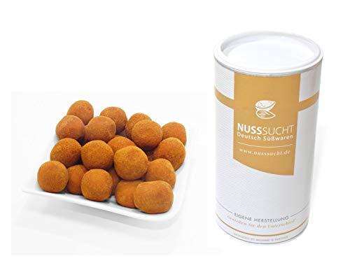 Marzipankartoffeln Zimt & Kakao | Marzipankugeln aus Mittelmeermandeln | Handgerollt (500)