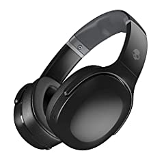 Crusher Adjustable Sensory Bass Personal Sound customization via Skullcandy App 41 hours of battery life Built-in Tile finding technology Call, track and volume controls Connectivity technology: Wired Included components: User Guide