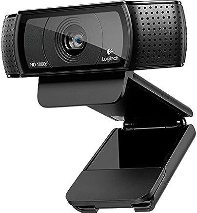 Logitech Pro C920 webcam 1920 x 1080 Pixel USB 2.0 Nero - Trova i prezzi più bassi