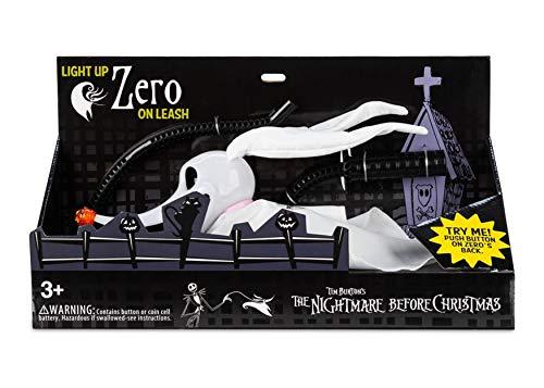 Zero Light-Up Toy – Tim Burton's The Nightmare Before Christmas