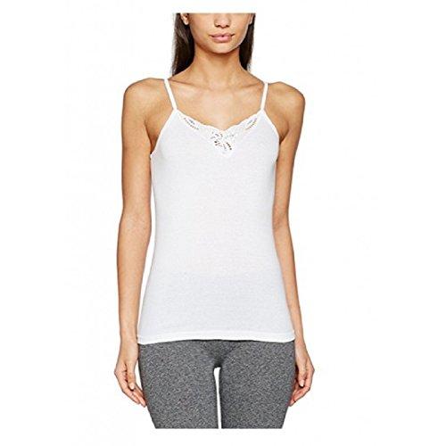 Princesa 4754 - Camiseta Tirantes Mujer 100% Algodon (M)