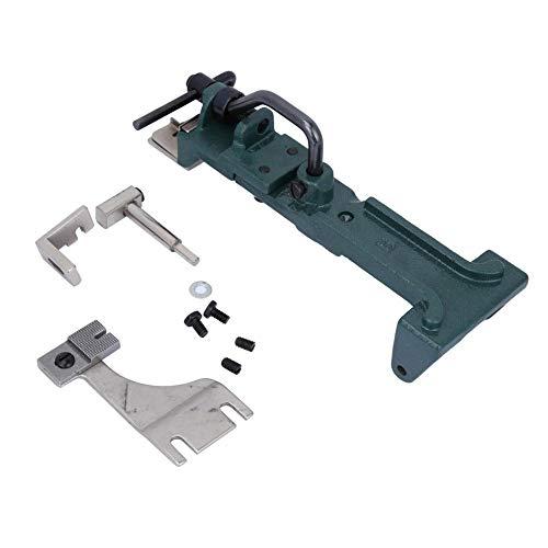 Sheens La máquina de Coser Botones Parte componentes de Hebilla Plana y Vertical para la máquina de Coser Industrial Juki MB-373(Vertical)