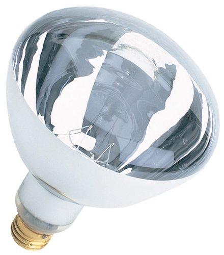 Feit Electric 125R40/1 125 Watt Clear Heat Lamp