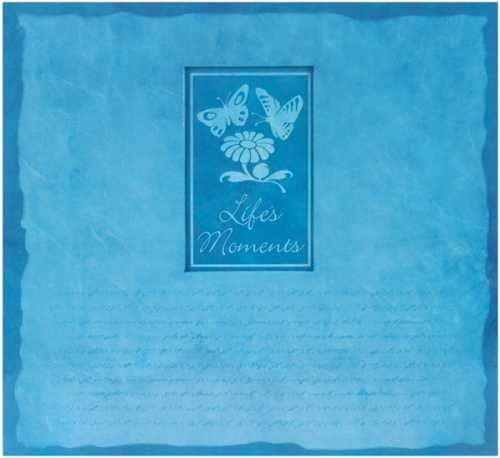 Surprise Tucson Mall price HEARTLAND Lifestyle Postbound Album L 12-Inch Blue by