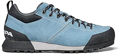 SCARPA Women's Kalipe GTX Waterproof Gore-TEX Hiking and Approach Shoes - Niagra/Grey - 6.5-7