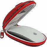 Apple Magic Mouse 2専用収納ケース-Hermitshell (レッド)