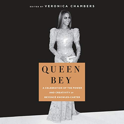 Queen Bey audiobook cover art