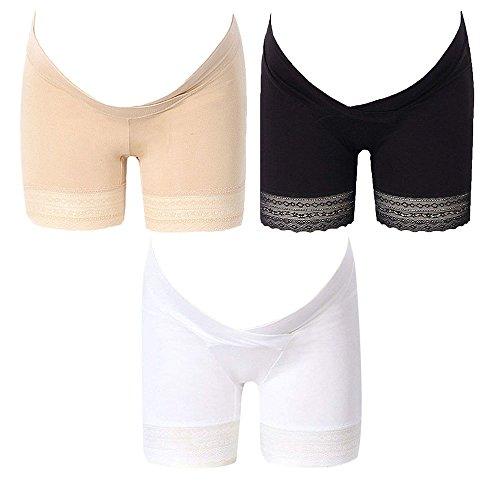sous-Vêtements de maternité en Tissu extrêmement Doux pour Femmes, Culottes Mama en Coton pour Femmes, Culottes de Base, Doux et Respirant