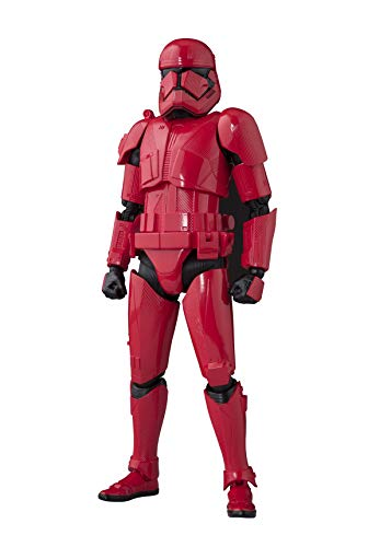 BANDAI S.H.Figuarts Sith Trooper Star Wars The Rise of Skywalker 150mm PVC ABS Action Figure
