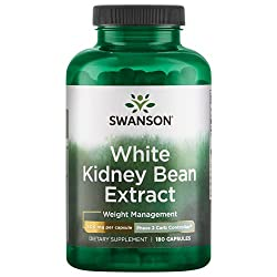 Swanson White kidney Bean extract