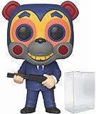 Funko Pop TV: Umbrella Academy – Hazel con máscara Pop! Figura de Vinilo (Incluye Funda Protectora Compatible)