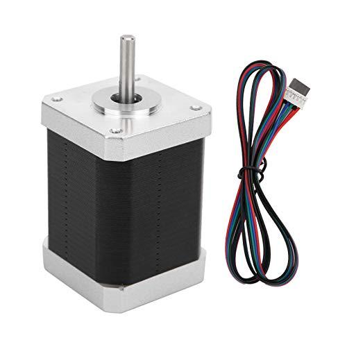 Motor paso a paso de aleación, motor de impresora, piezas de impresora 17HS6001 para impresora 3D