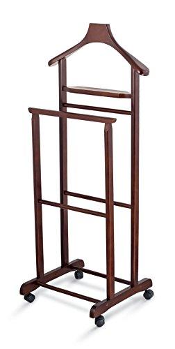 DOMO PAK LIVING Indossatore, Legno, Marrone, 47 x 36 x 104 cm