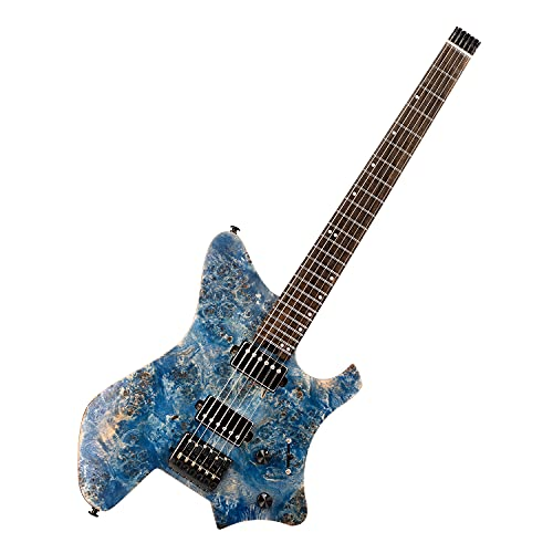 2. EART Headless Electric Guitar W2