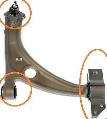 Kit réparation bras SX tRW jbu691 – jBU692 – JBJ751