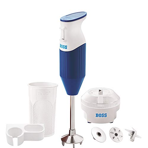 Boss B115 180-Watt Portable Blender, Blue