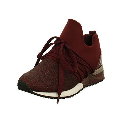 La Strada Damen Sneaker Sneaker in Bordo 1804189-4031 rot 585326