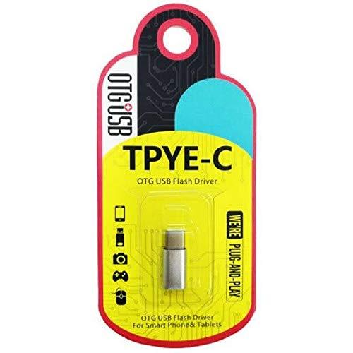 Adaptador Micro Usb v8 Para Usb Tipo C