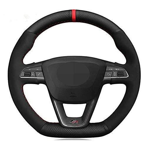 SAXTZDS Housse de Volant pour pièces Automobiles, Convient pour Seat Leon Cupra R Leon St Cupra Leon St Cupra Ateca Cupra Ateca FR