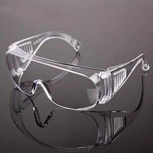 Mitang [2 paquetes] - Gafas protectoras cierre transparente