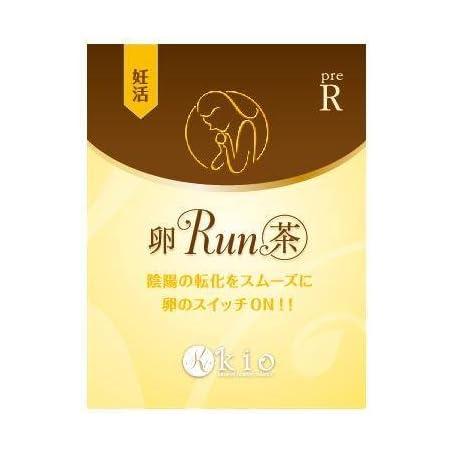 【漢方の氣生 妊活】卵Run茶(らんらんちゃ)20包入り